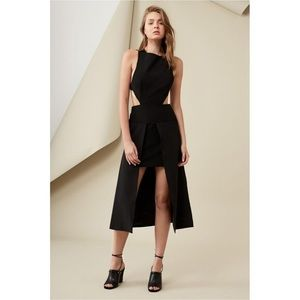 Finders Black Lara Dress - Size S